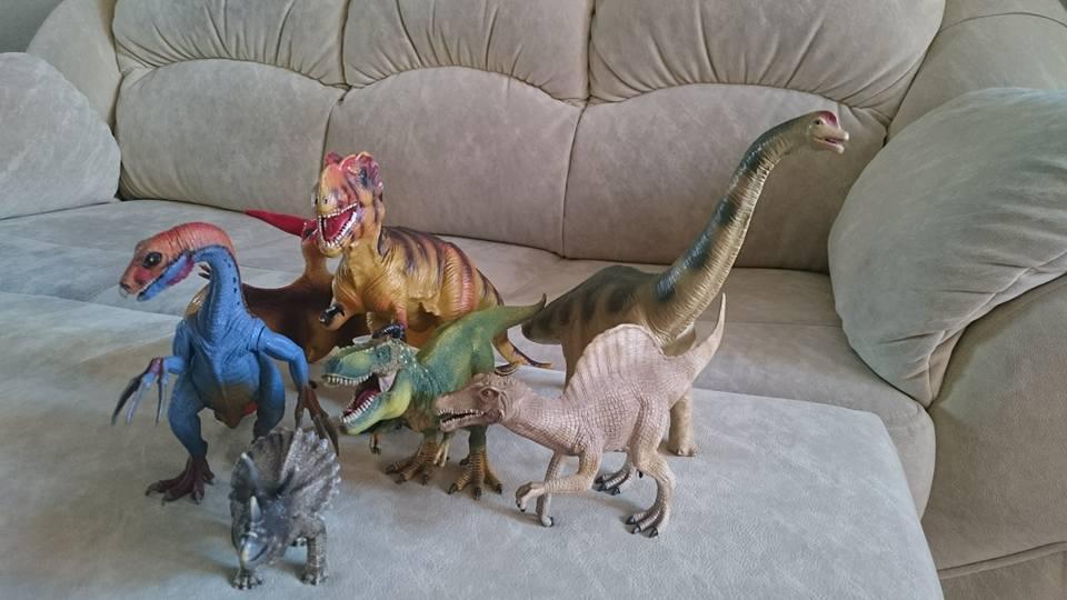 Динозавры гиганты