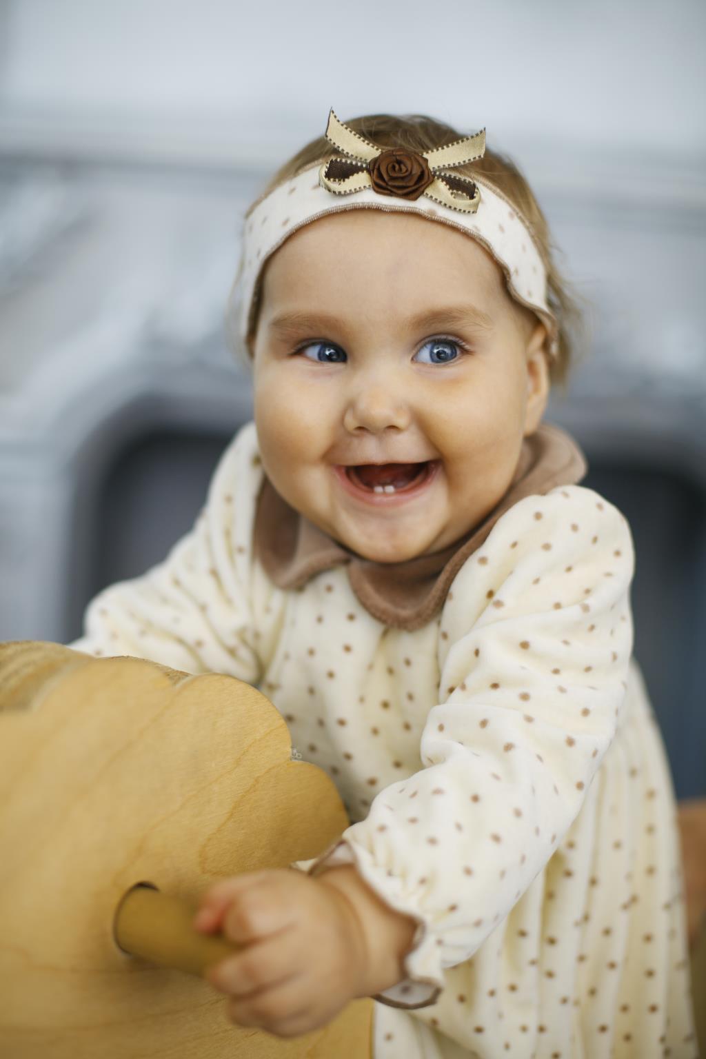 Подставляйте ладони, я насыплю вам счастье :). 'Дантинорм Бэби' – каждый зубик в радость!