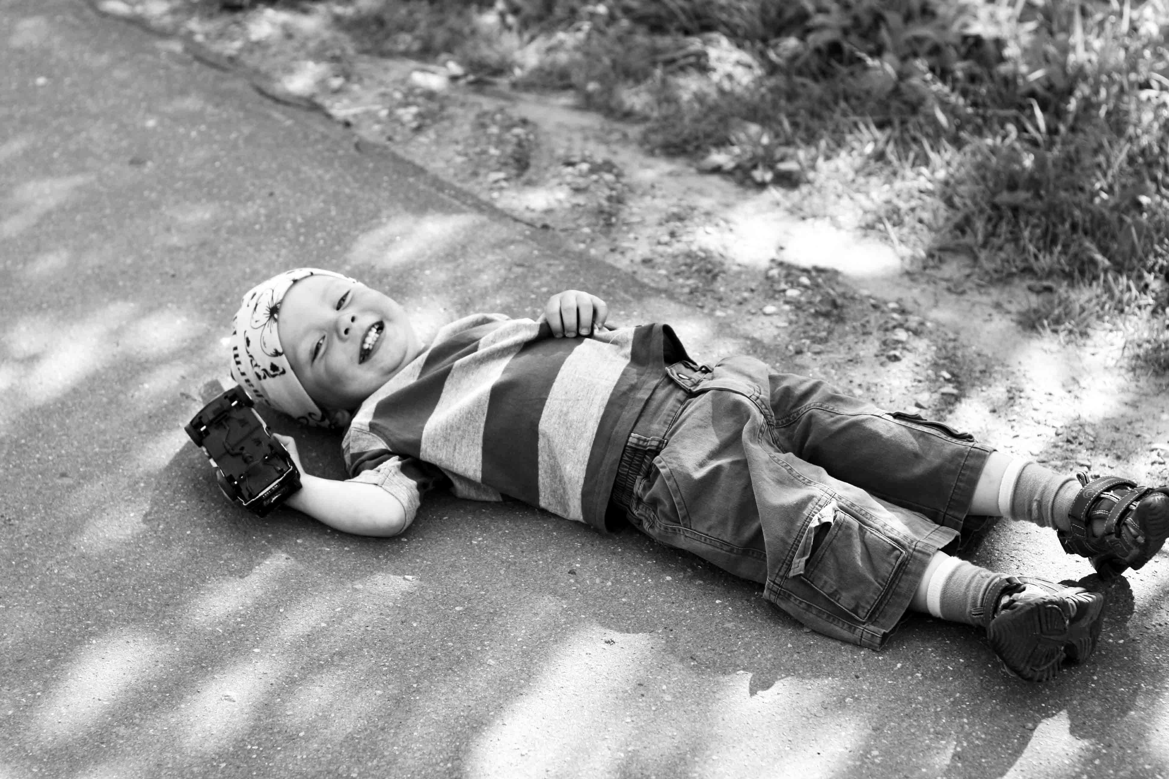 Я на солнышке лежу.... С улыбкой по жизни