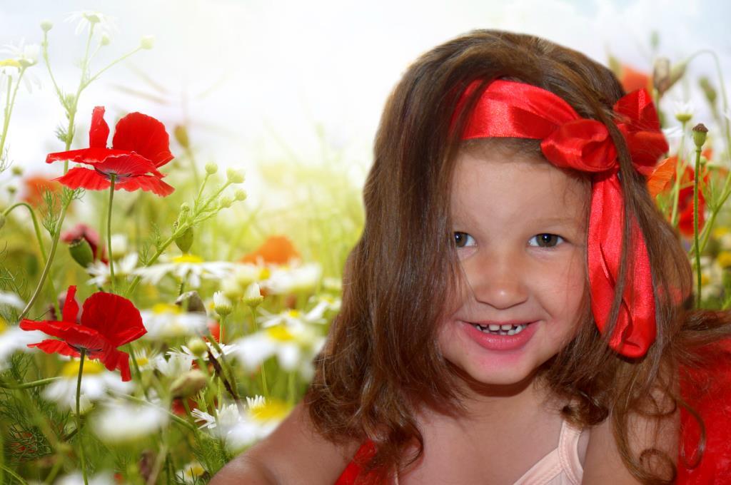 София- прекрасный цветочек. С улыбкой по жизни