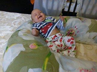 Наша улыбчивая Софи!. С улыбкой по жизни