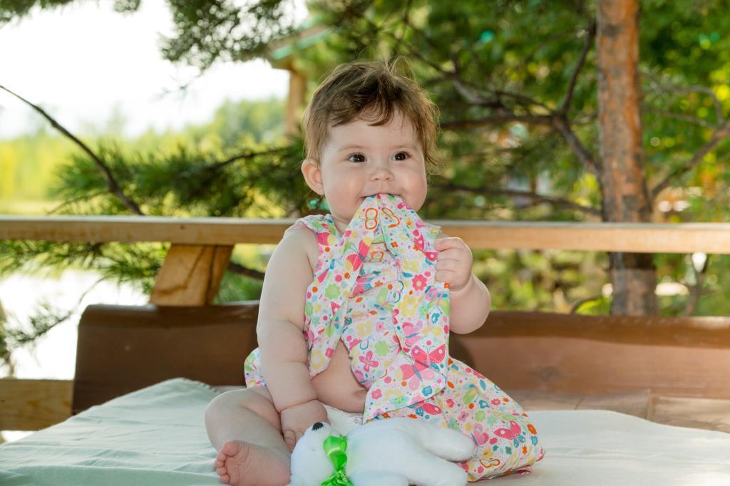 Новое платье да на новый зуб - очень вкусно)!. Летнее очарование