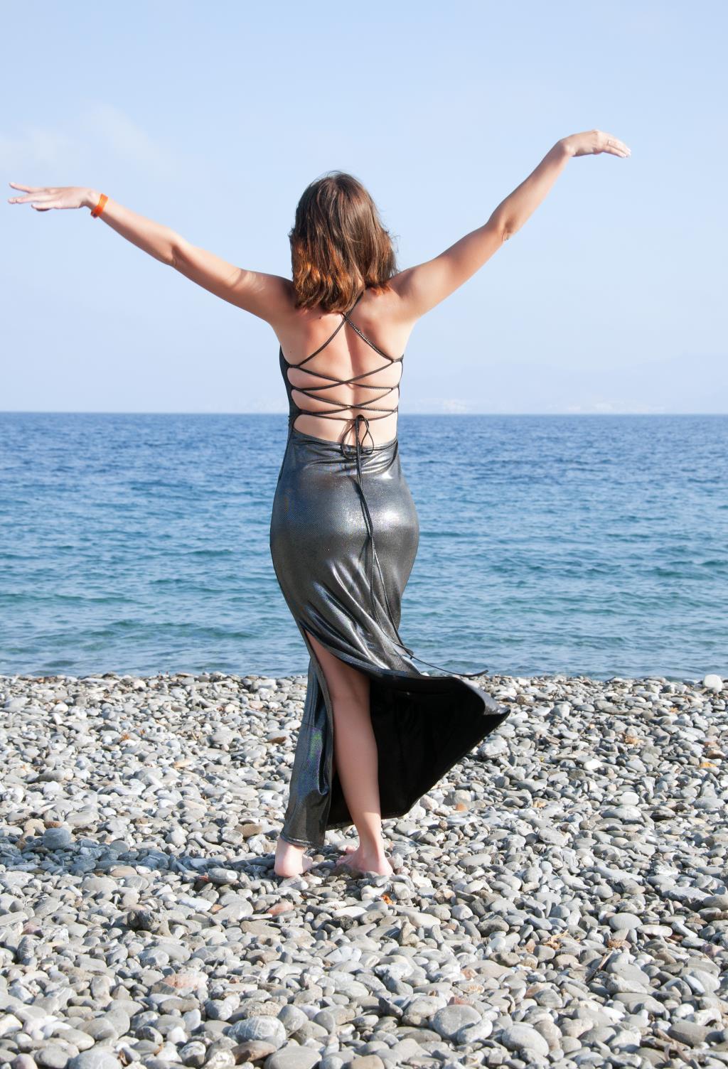 Вдохновленная морем.... Летнее очарование