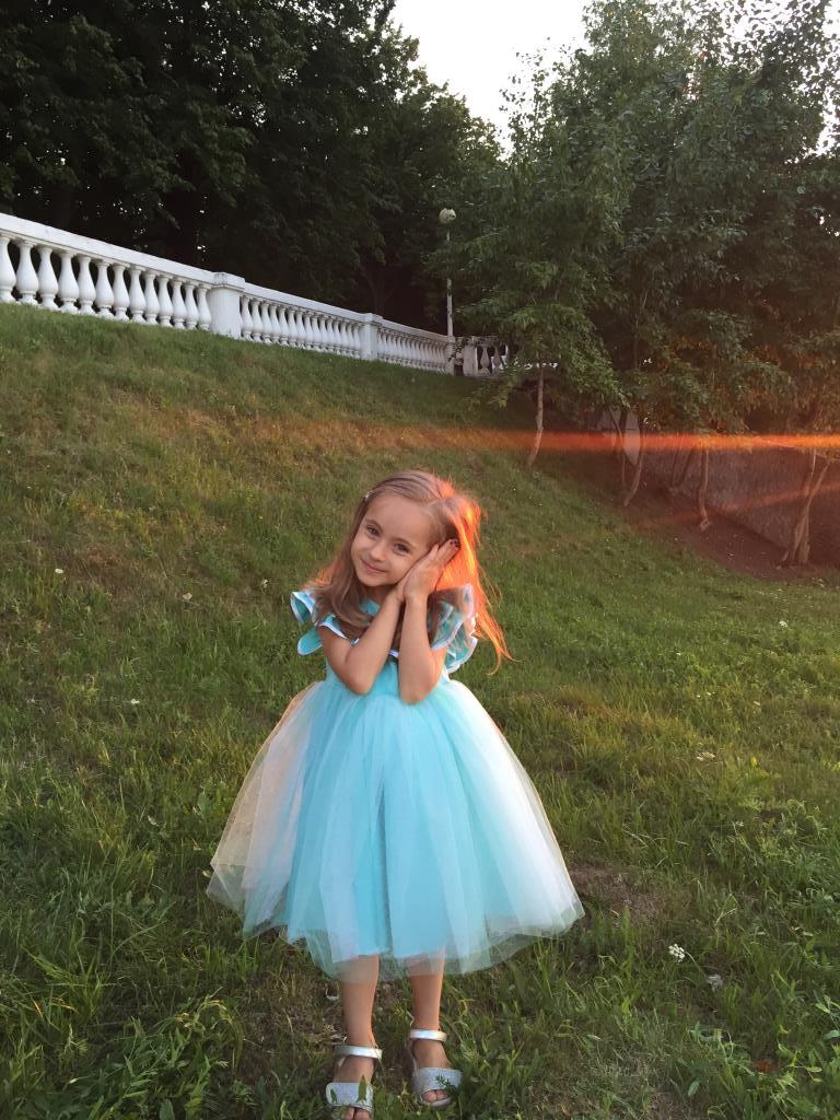 Маленькая фея Арина . Летнее очарование