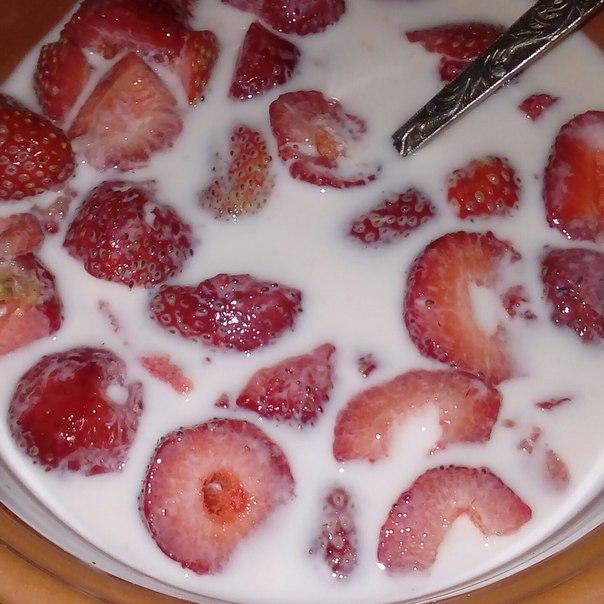 Самое вкусное летнее блюдо!!. Блиц: ягоды