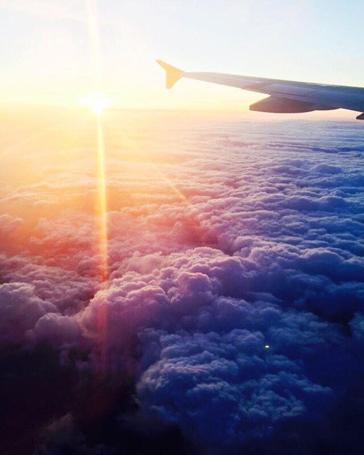 выше облаков. Блиц: летнее небо