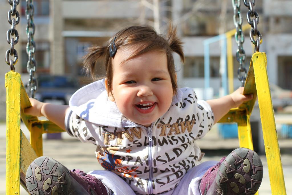 Радость детства. С улыбкой по жизни