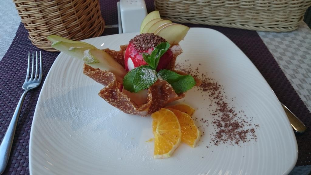 Десерт из Минска. Блиц: десерты