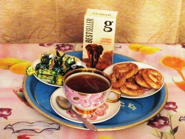 К чаю. Блиц: десерты