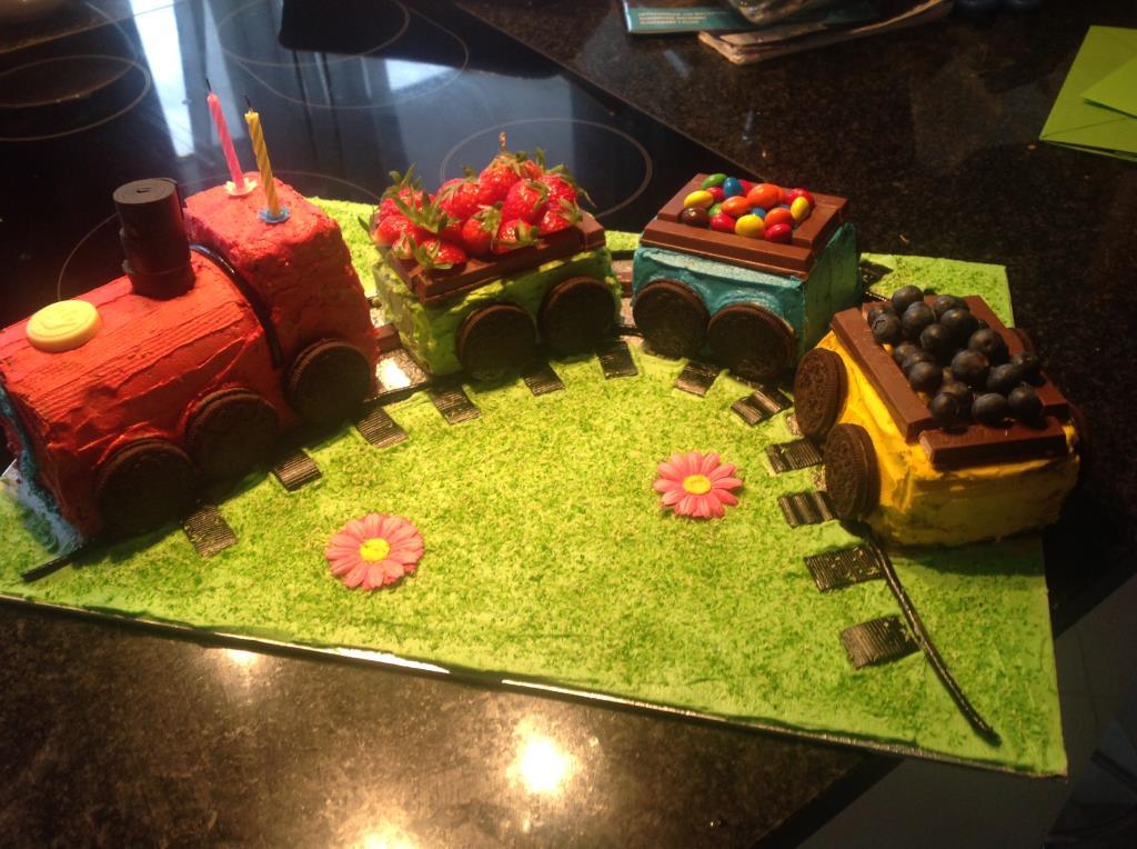 Торт для Петруши. Блиц: десерты