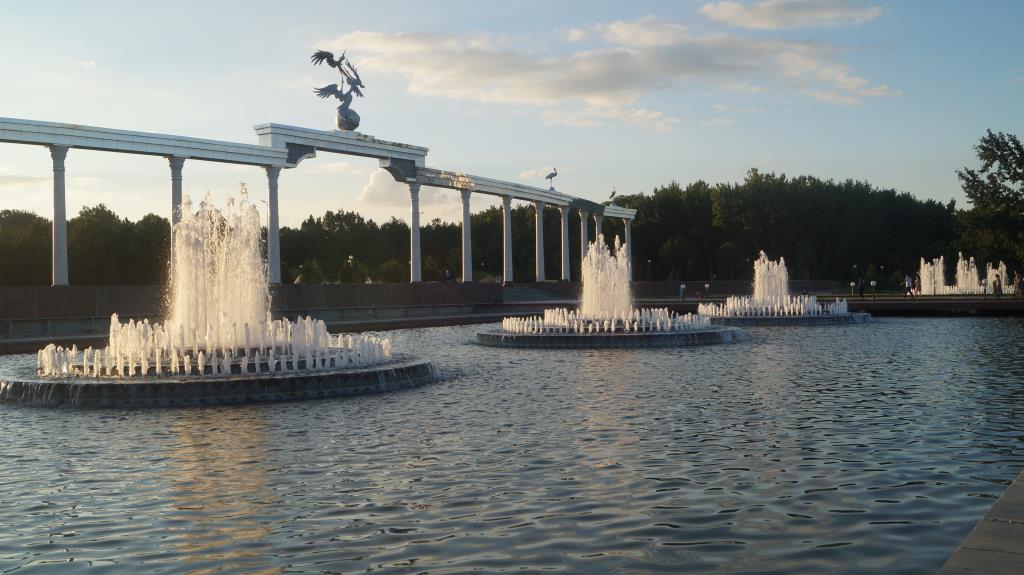 Прекрасные фонтаны. Блиц: фонтаны