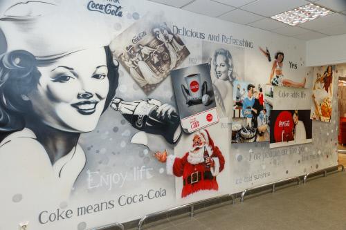 Экскурсии на заводы Coca-Cola