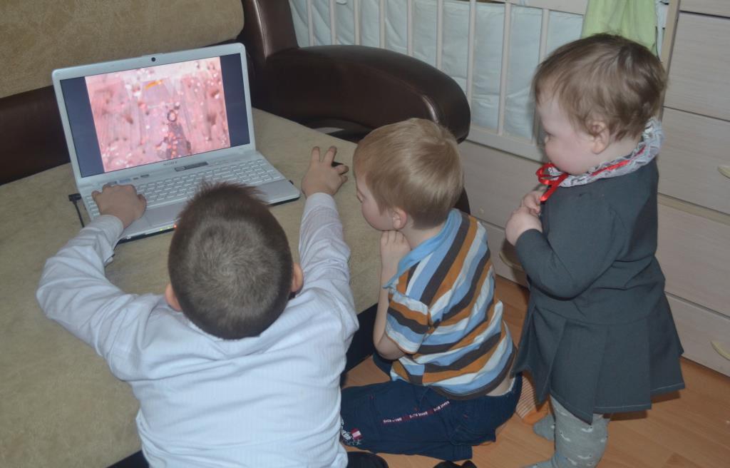 Дети 21 века!!!. Дети в интернете