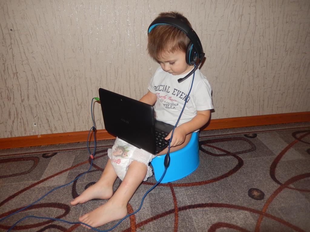 Двойное удовольствие!. Дети в интернете