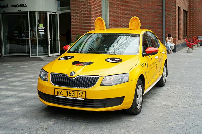 Такси покемон