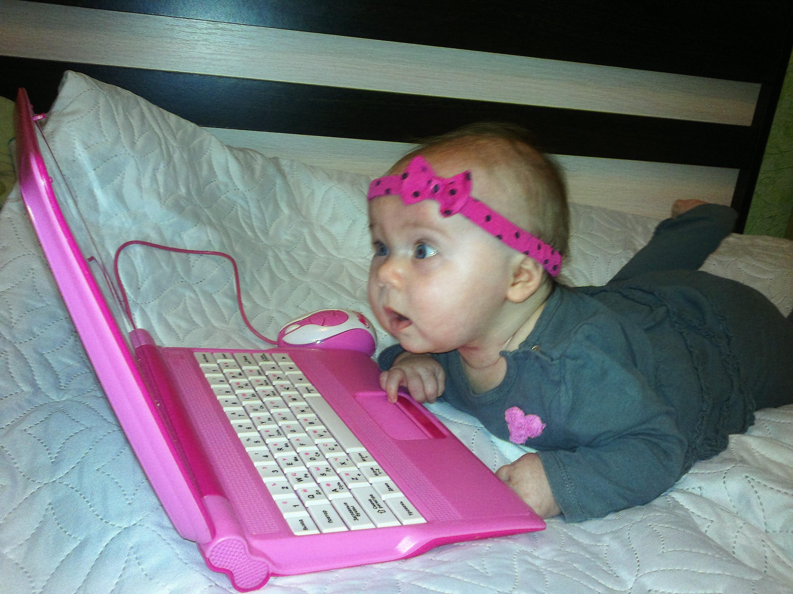 Так вот что значит Интернет!. Дети в интернете