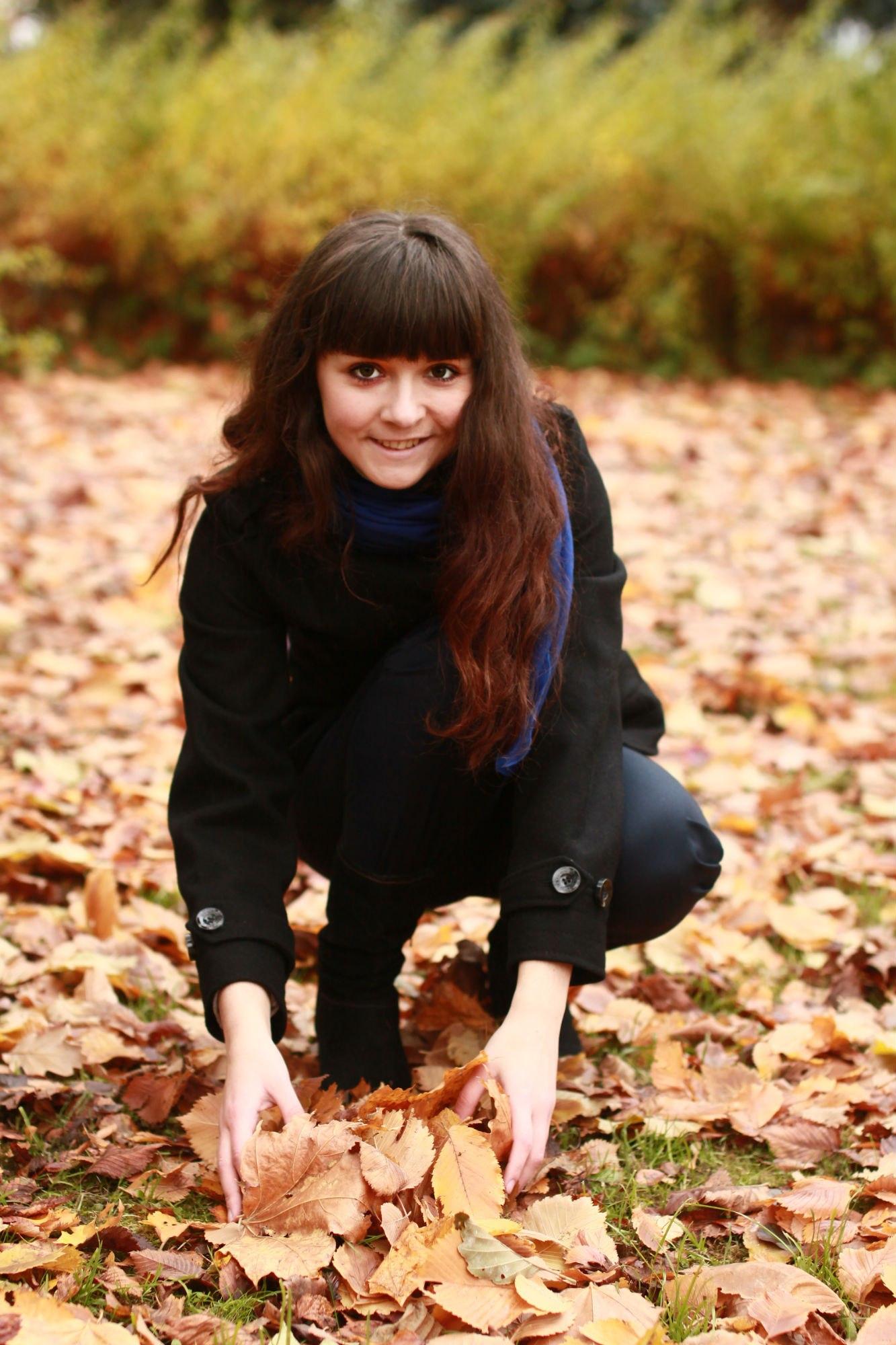 люблю осень!. Осенний образ