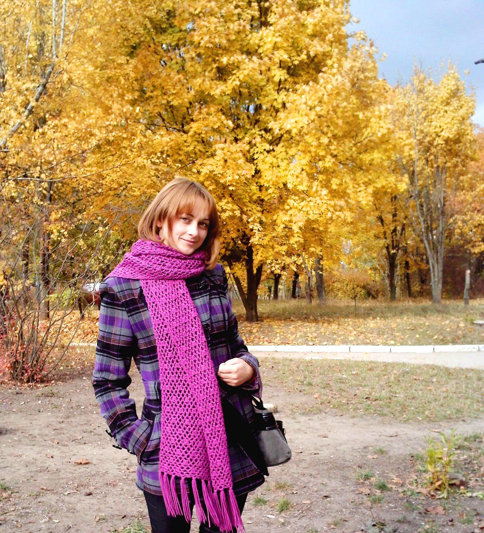 Золотом красивая осень!. Осенний образ