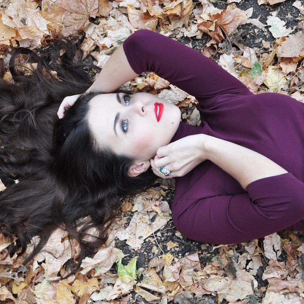 Холодная осень. Осенний образ