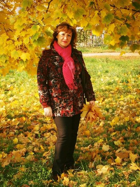 Осень - рыжая подружка!. Осенний образ