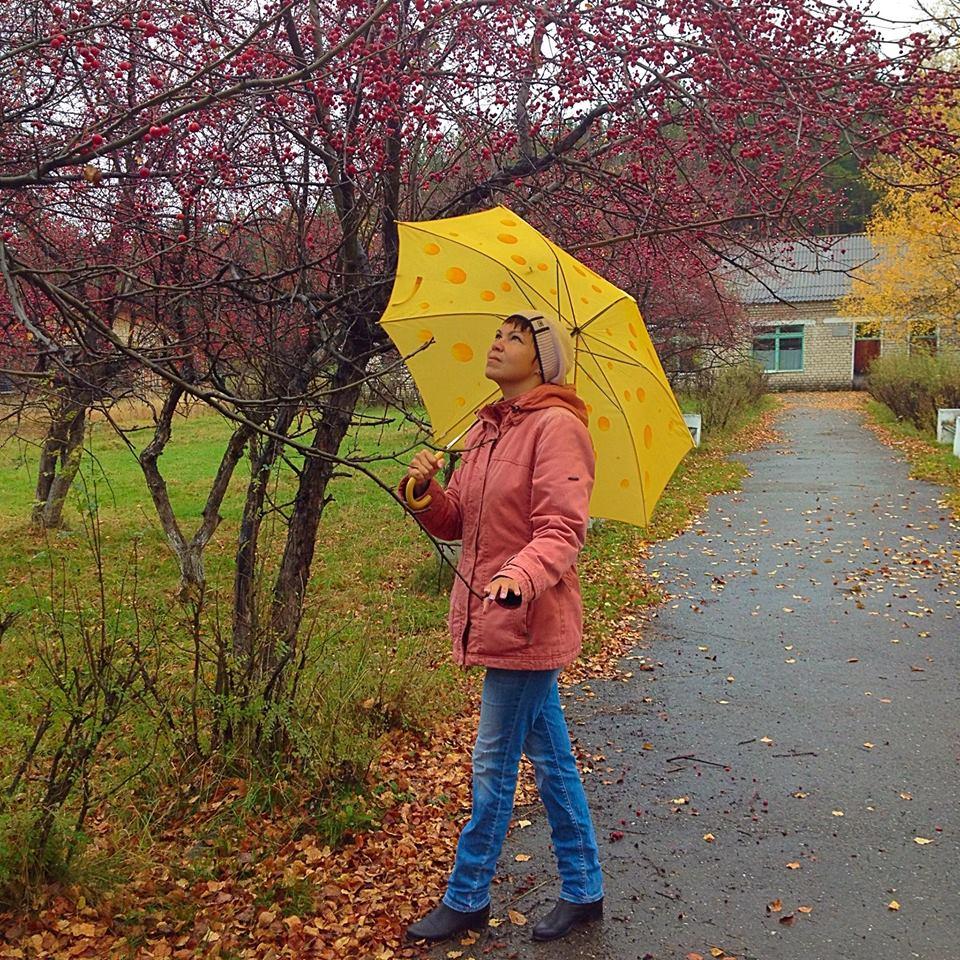 осень- чарующее буйство красок. Осенний образ