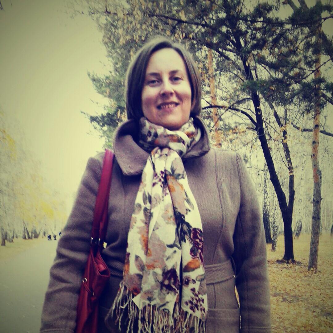 Осенняя улыбка. Осенний образ