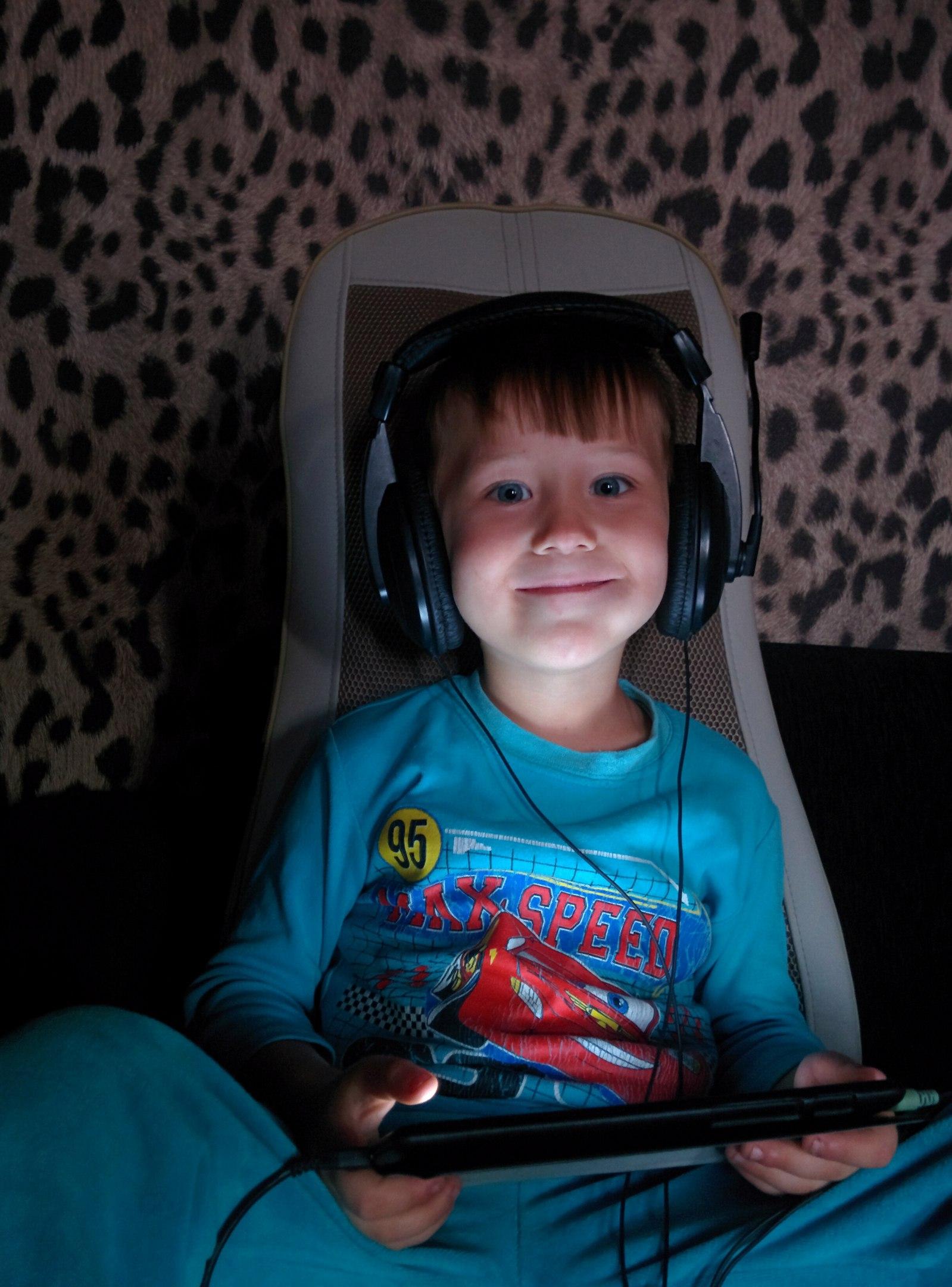 Тишина и спокойствие XD. Дети в интернете