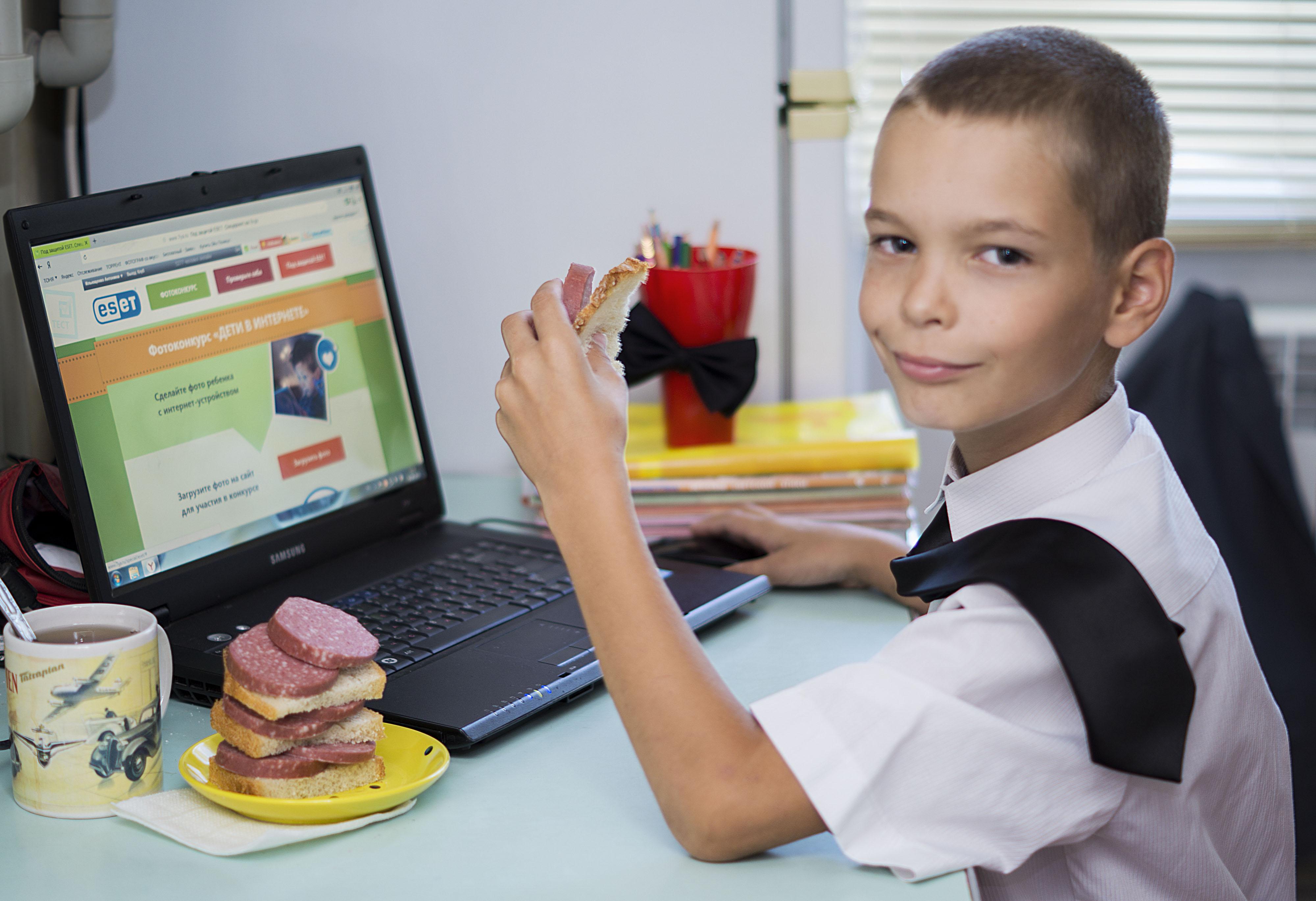 так-так, что там сегодня в мире интернета.... Дети в интернете