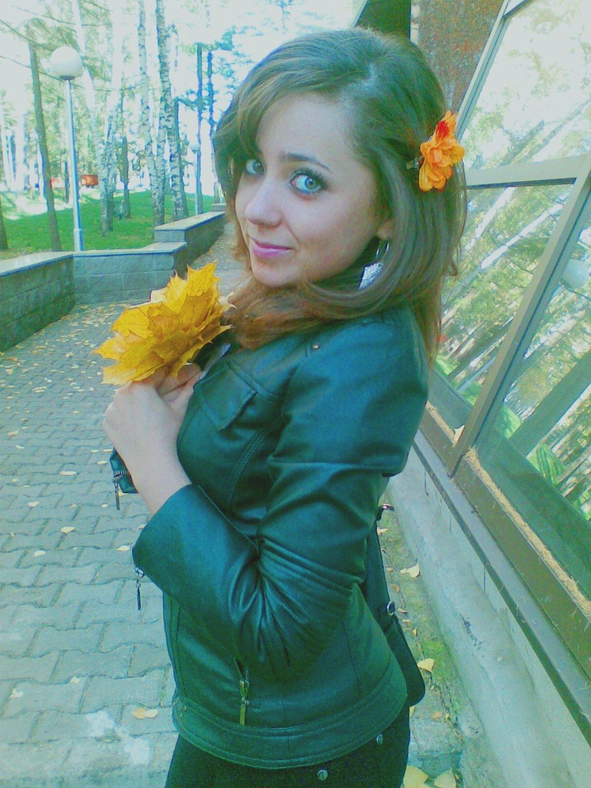 Люблю осень.... Осенний образ