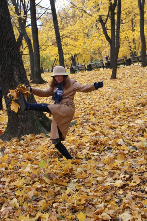 Коломенское золото. Осенний образ