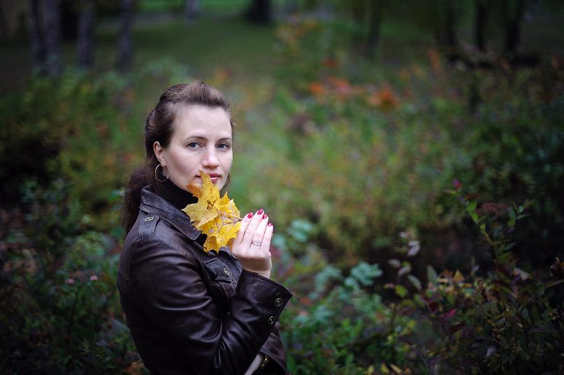Осень — это время года, сразу после которого начин. Осенний образ
