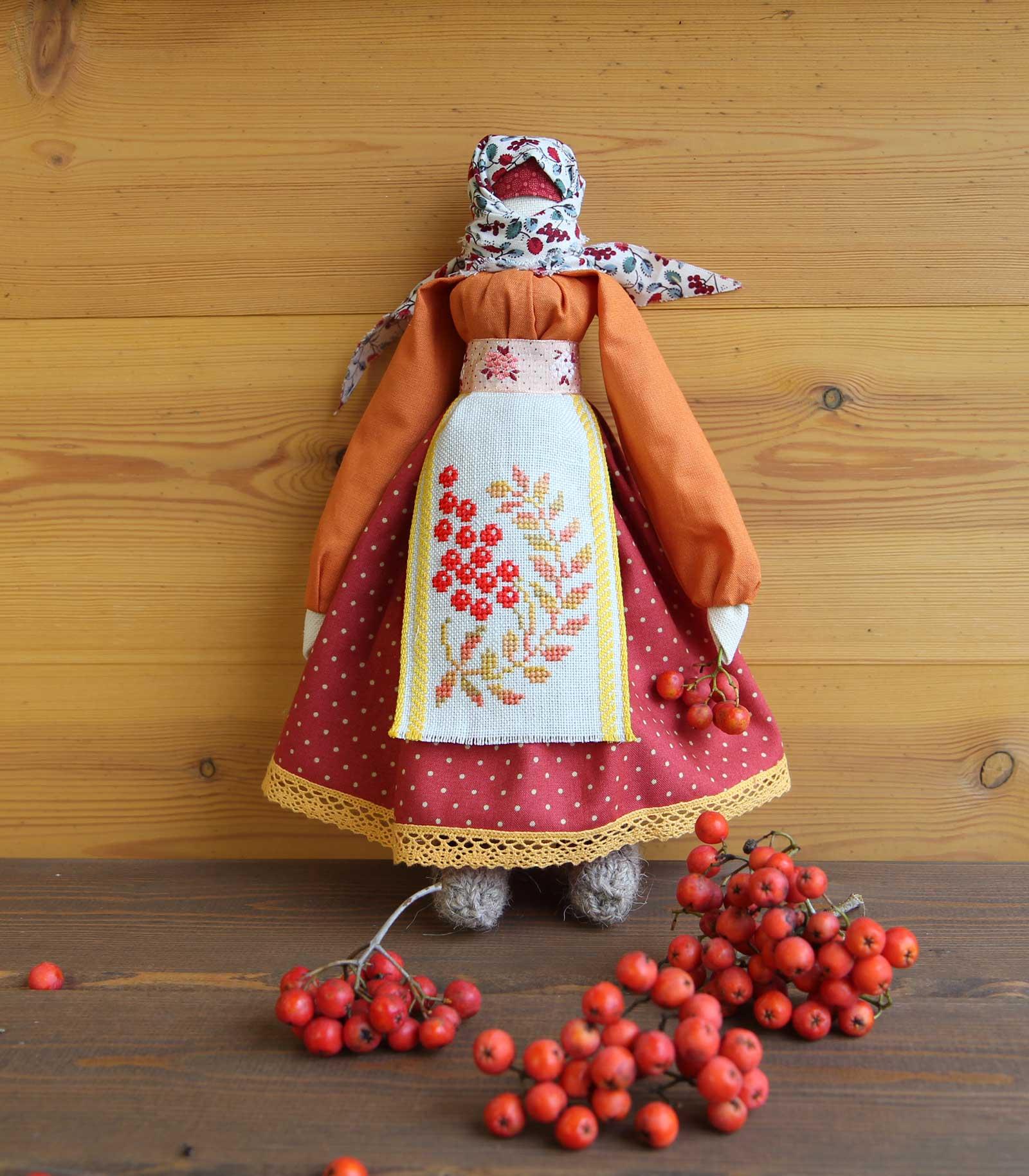 09. Olechka. 2016 Уютная осень