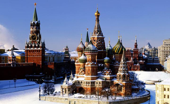 Московский Кремль. Блиц: Москва