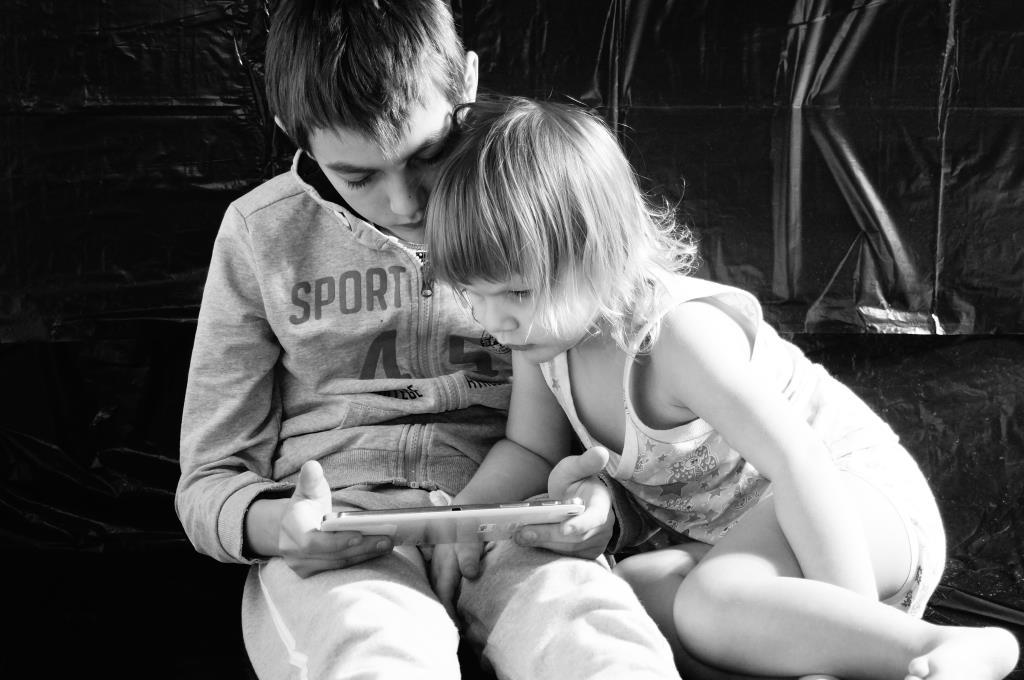 вместе. Дети в интернете