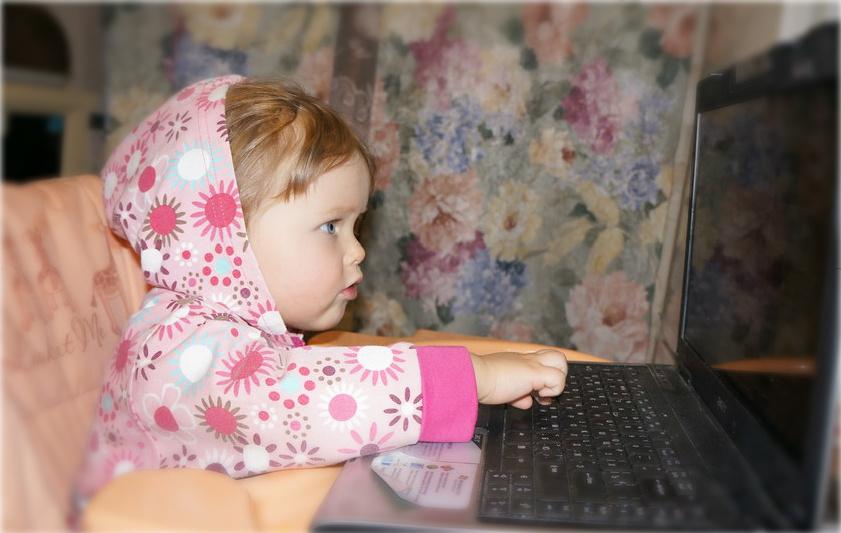 Маленький хакер. Дети в интернете