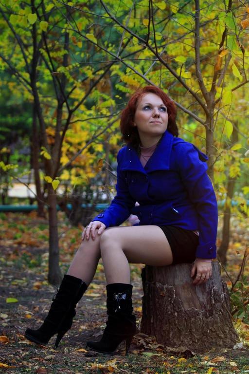 Осення пора, очей очарованья, и я прекрассна.. Осенний образ