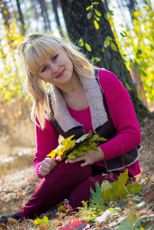 Осень золотая))). Осенний образ