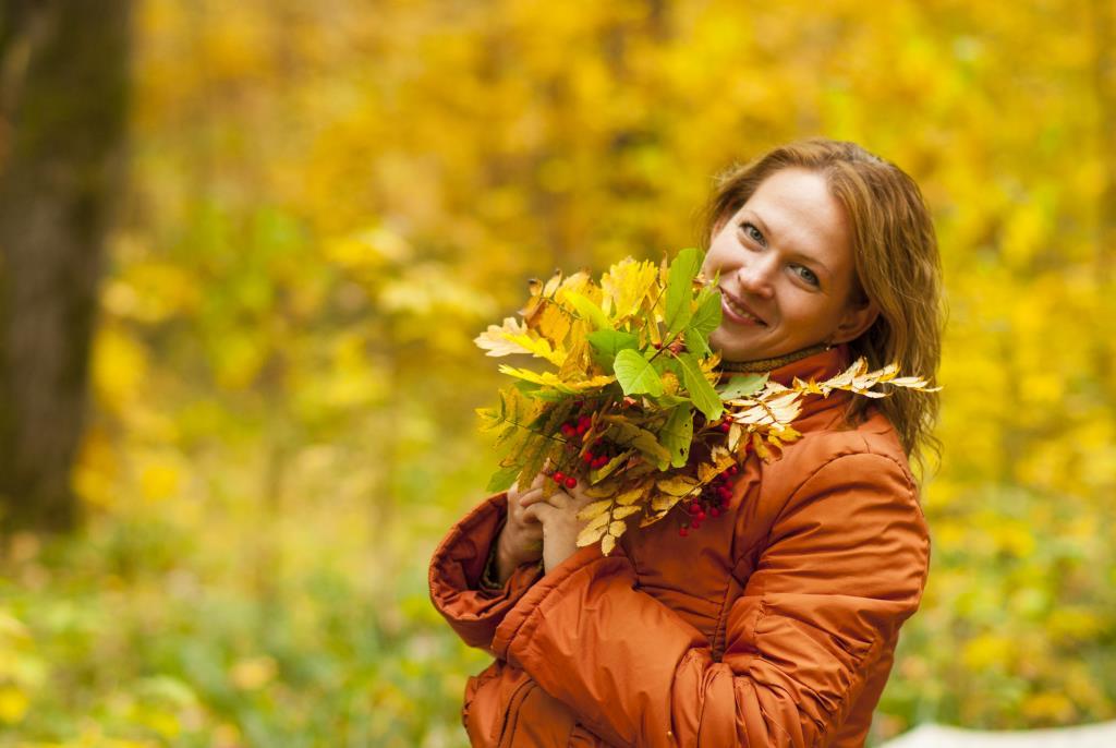 Осенняя прогулка.... Осенний образ