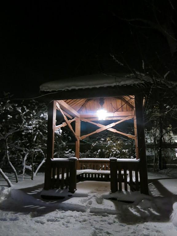 Ночная Самара. Блиц: зима