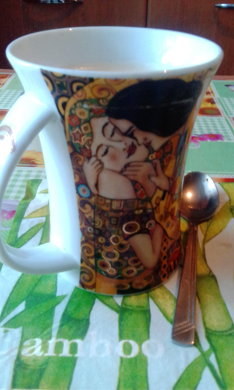 Моя любимая чашка. Не расстаюсь с не более 10 лет.. Блиц: чашка