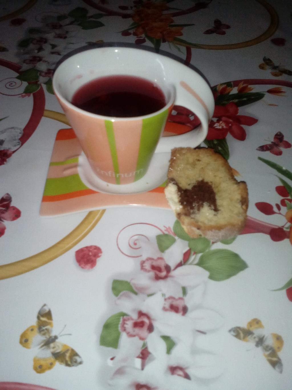 Любимая чашка моей дочки))) . Блиц: чашка