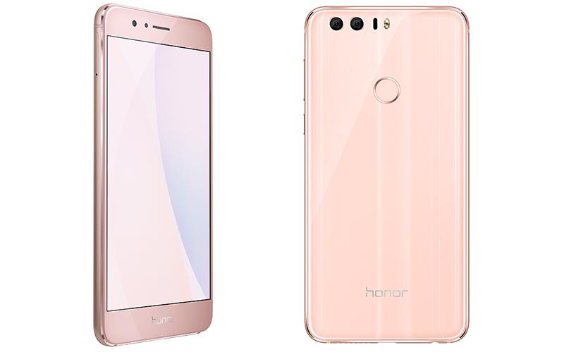 Honor 8 Розовая сакура