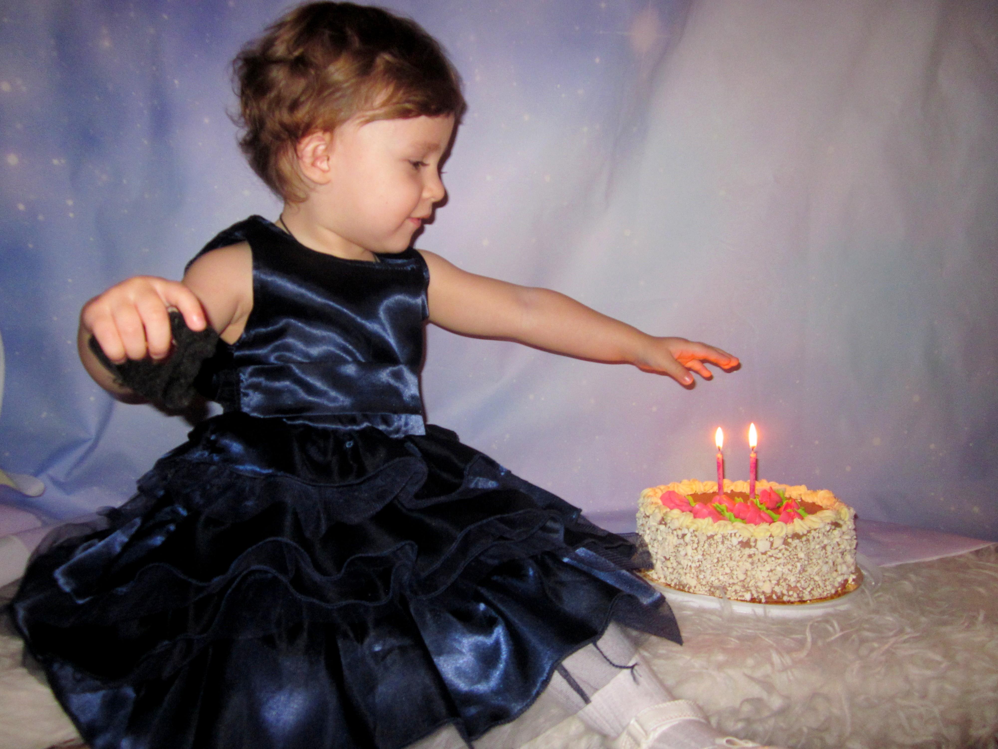 2 годика-большой человек!. Поздравление с Днем Рождения