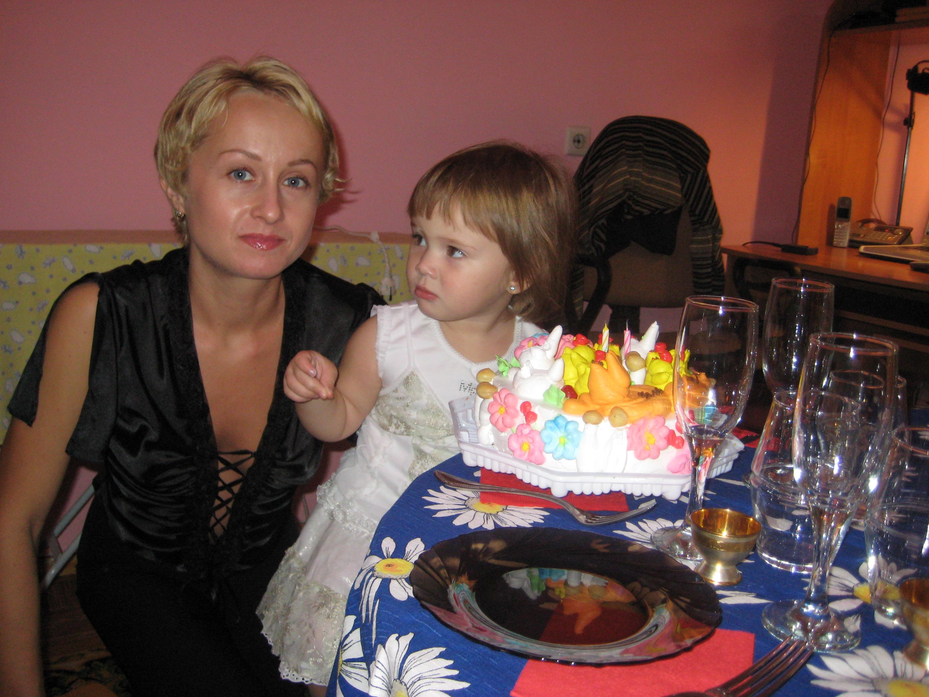 Наш 2 День рождения. Поздравление с Днем Рождения