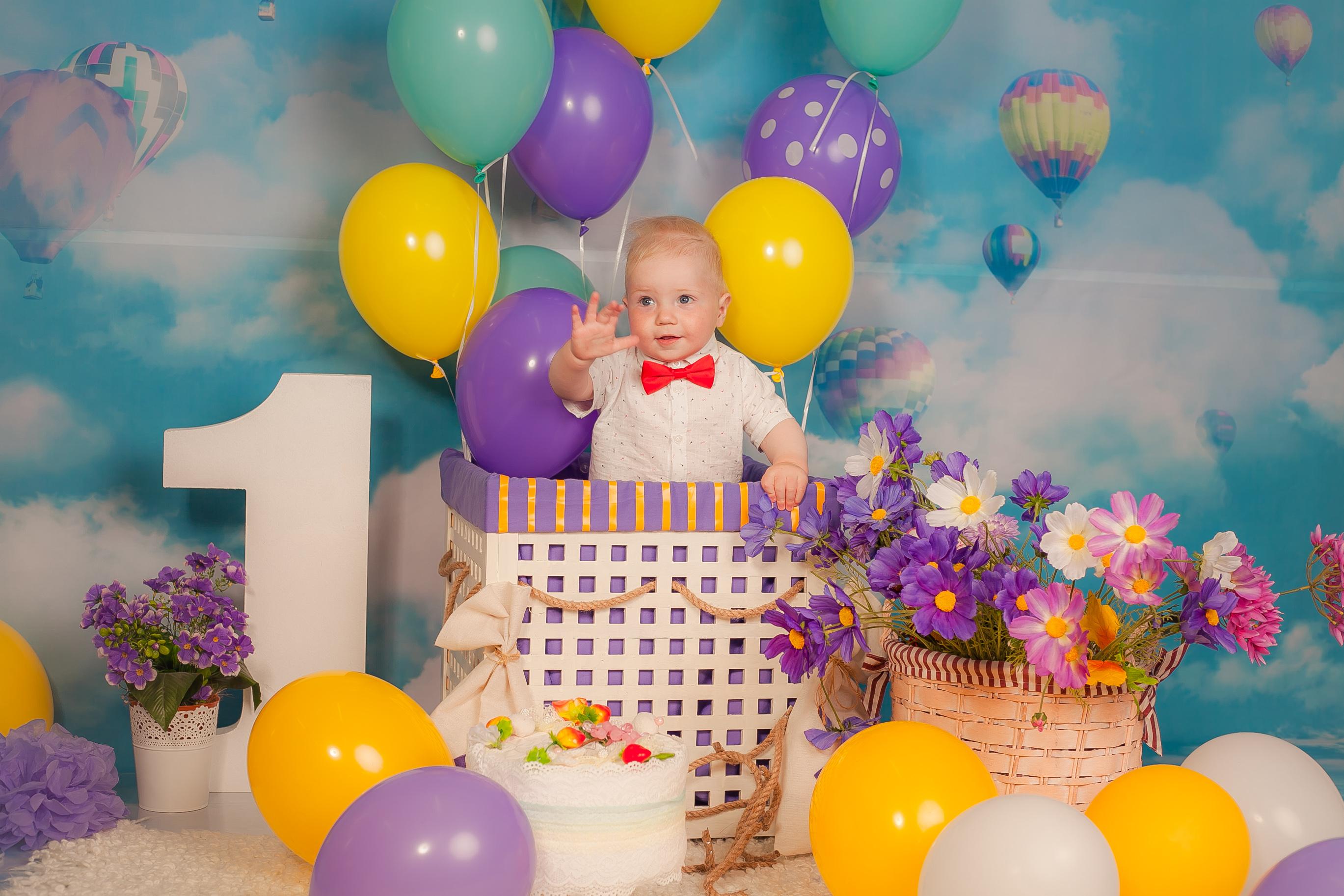 Сашулькино Годовасие!. Поздравление с Днем Рождения