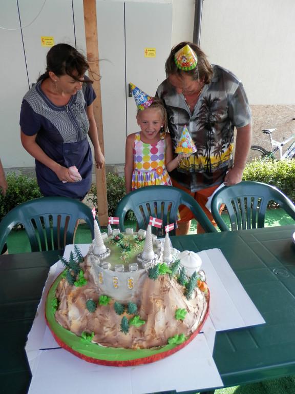 Полине 7 лет!. Поздравление с Днем Рождения