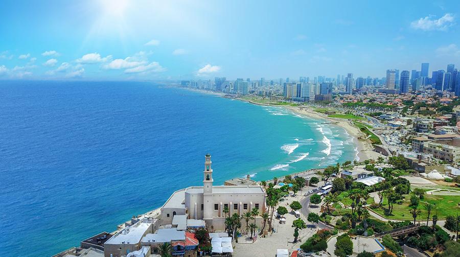 Выставка Министерства туризма Израиля Два города - один отпуск Тель-Авив
