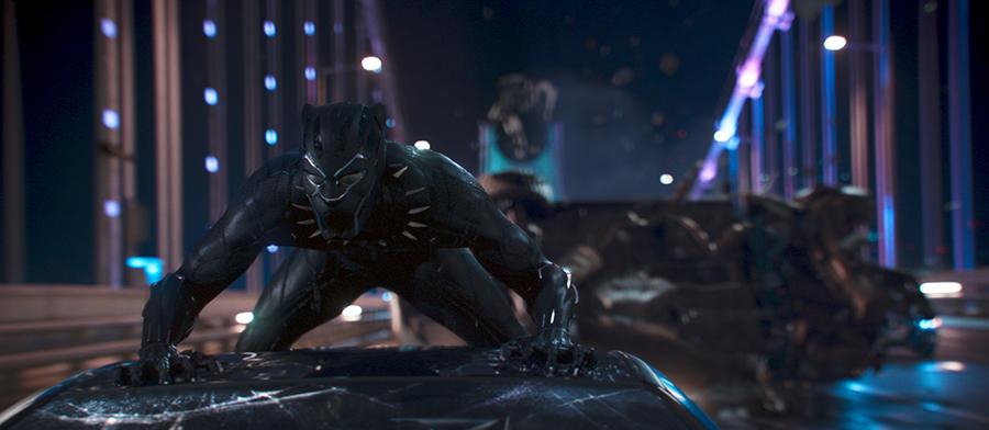 MARVEL Чёрная Пантера