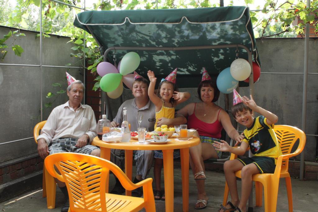 Отмечаем шестилетие дочки. Поздравление с Днем Рождения