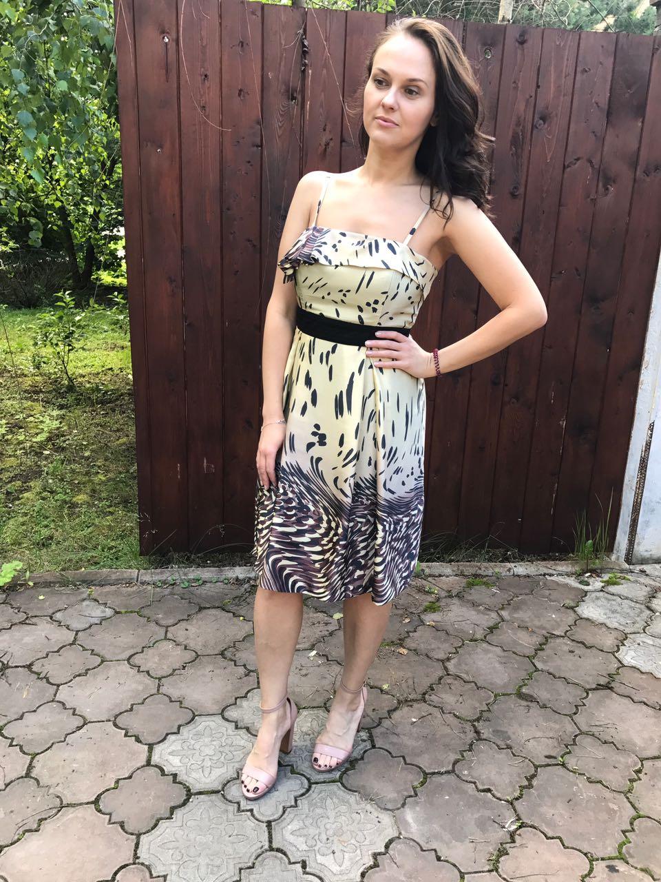Платье Manoukian. ПРОДАМ/ПРИСТРОЮ